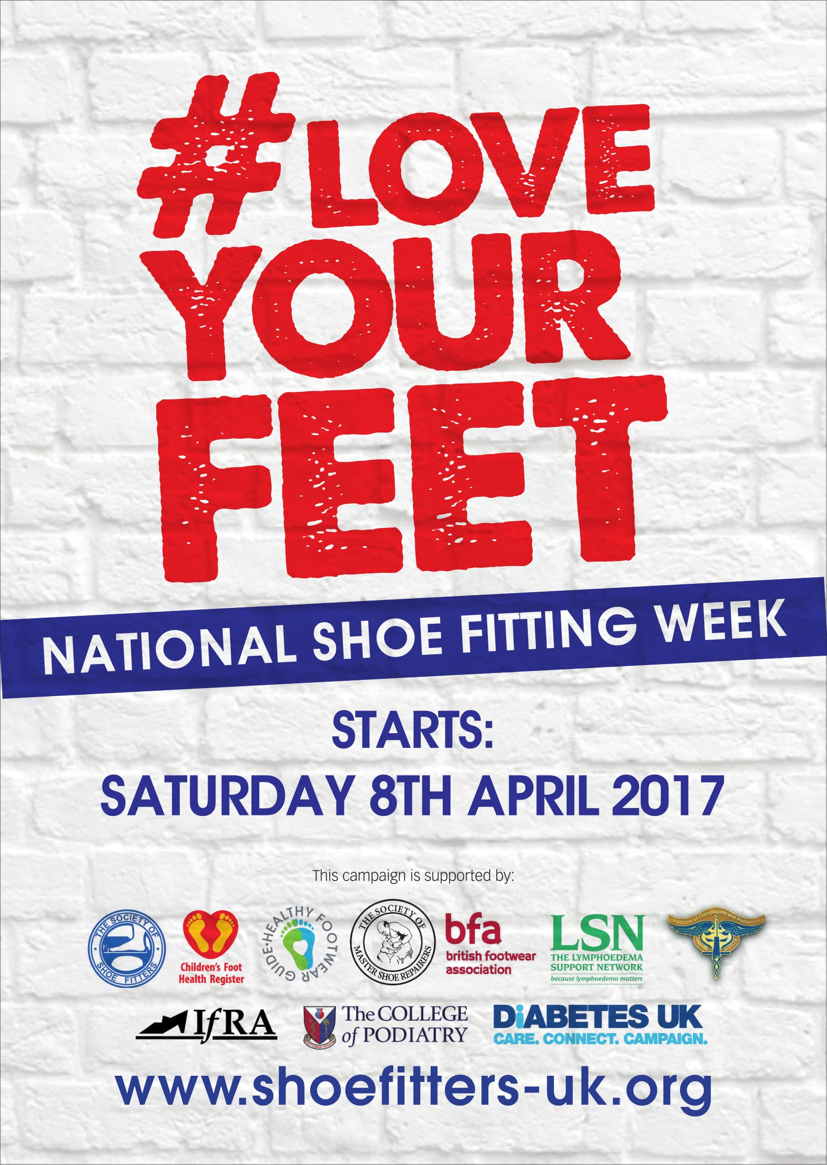 National Shoe Fitting Week