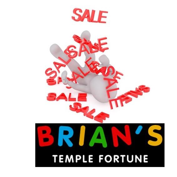 Brian's shoes sale